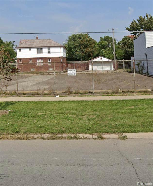 8642 Tireman, Detroit, MI 48204 (#2210038316) :: RE/MAX Nexus