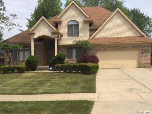 29319 Fieldstone Drive, Farmington Hills, MI 48334 (#2210039640) :: Real Estate For A CAUSE