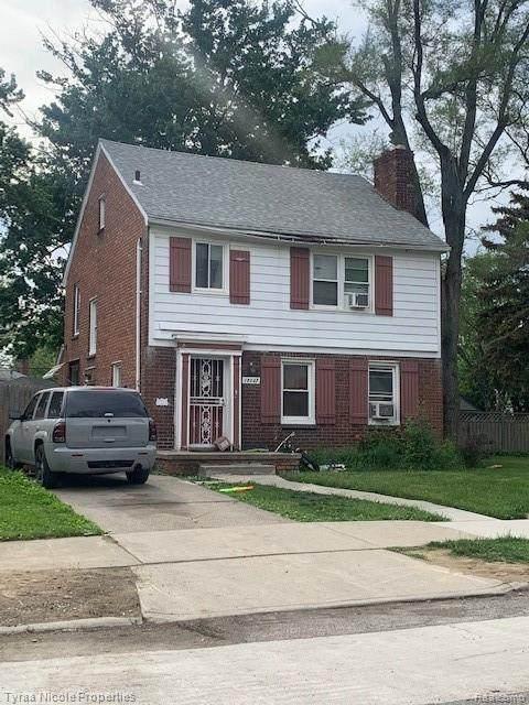 18067 Gruebner Street, Detroit, MI 48234 (#2210039679) :: BestMichiganHouses.com