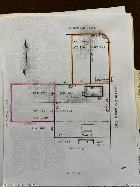 00000 Auburndale, West Bloomfield Twp, MI 48324 (#2210041347) :: GK Real Estate Team