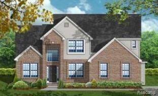 55151 Forestview Court, Lyon Twp, MI 48178 (#2210041988) :: Duneske Real Estate Advisors