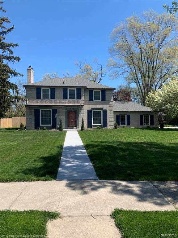 630 Westchester Road, Grosse Pointe Park, MI 48230 (#2210041995) :: GK Real Estate Team