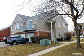 37406 Stonegate Circle, Clinton Twp, MI 48036 (#2210042316) :: Real Estate For A CAUSE