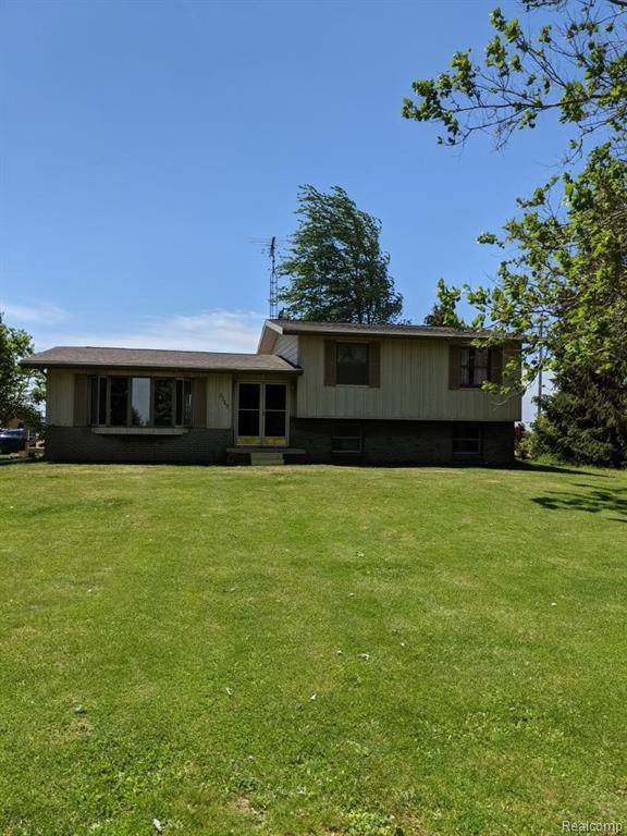 6245 Adams Road, Lamotte Twp, MI 48453 (#2210043384) :: Real Estate For A CAUSE