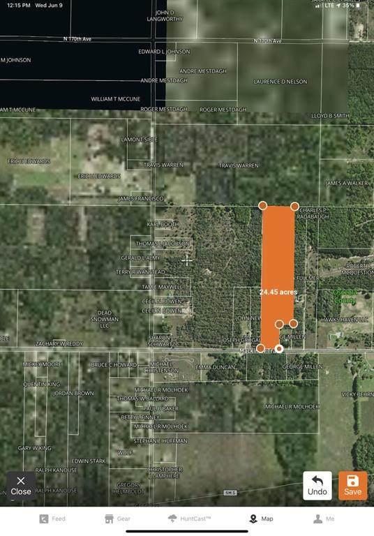 0000 Mackinaw Trail, Sherman Twp - Osceola, MI 49688 (#72021021601) :: GK Real Estate Team