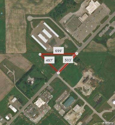 0 W Caro Road, Indianfields Twp, MI 48723 (#2210044623) :: RE/MAX Nexus