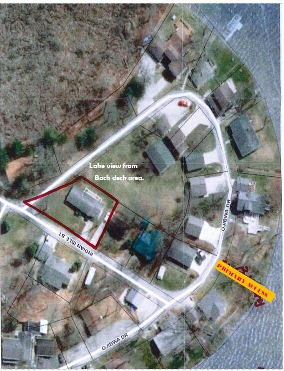 4326 indian isle Road, Johnston Twp, MI 49017 (#66021022222) :: Alan Brown Group