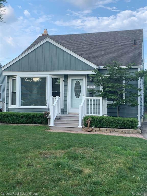 3322 Ellwood Avenue, Royal Oak, MI 48073 (#2210045173) :: Duneske Real Estate Advisors