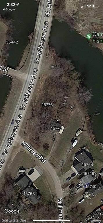 00000 Milliman Road, Brownstown Twp, MI 48173 (#2210045240) :: GK Real Estate Team