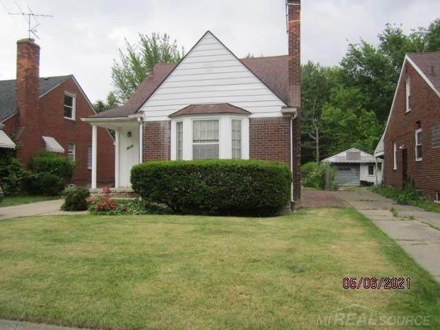 12068 Lansdowne, Detroit, MI 48224 (#58050044907) :: Real Estate For A CAUSE