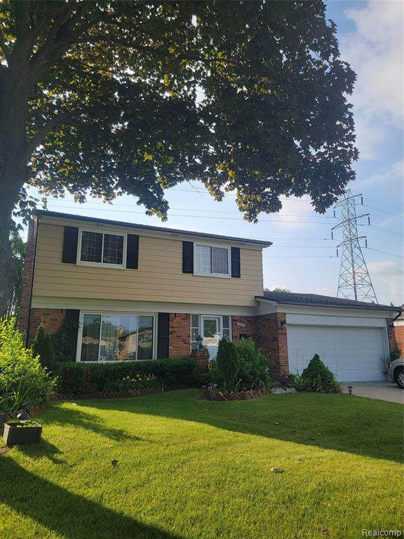 35415 Cathedral Drive, Sterling Heights, MI 48312 (#2210045341) :: Alan Brown Group