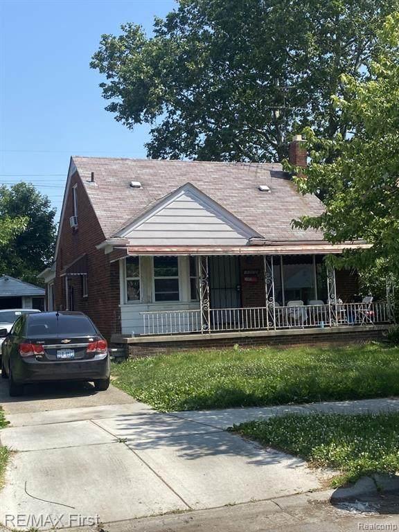 16859 Carlisle Street, Detroit, MI 48205 (#2210045668) :: Keller Williams West Bloomfield