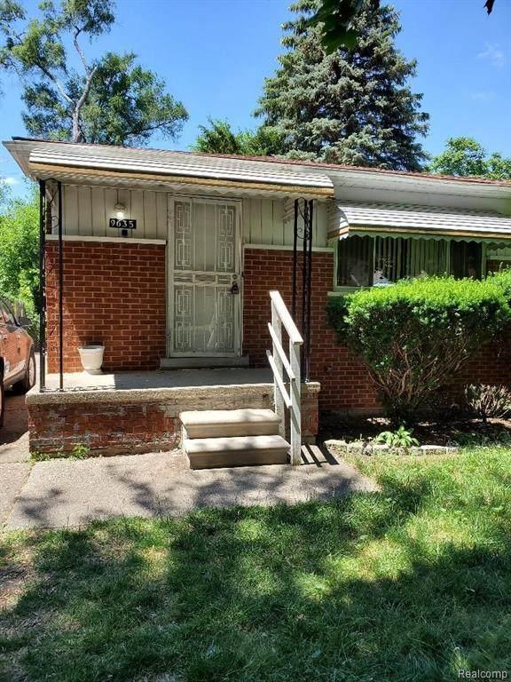 24300 Southfield Rd. Chatham, Detroit, MI 48239 (#2210045747) :: Keller Williams West Bloomfield