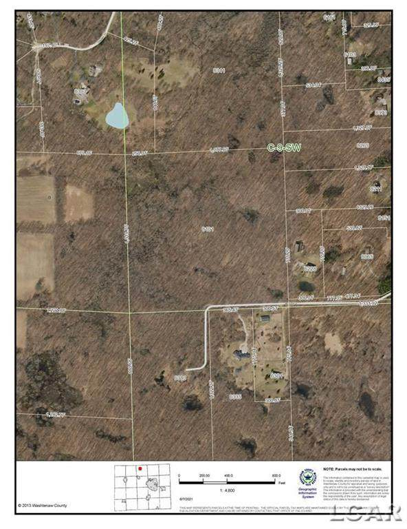8101 Donovan, Webster Twp, MI 48103 (#56050045051) :: Real Estate For A CAUSE