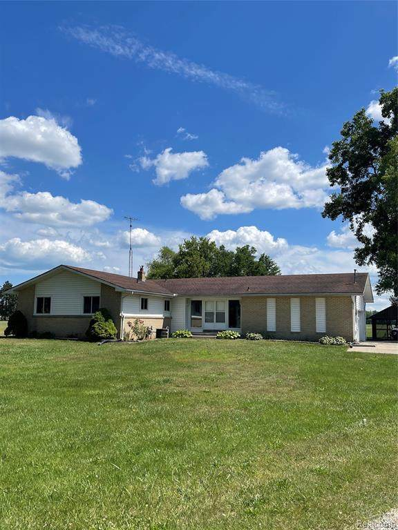 3654 Gruber Road, Raisinville Twp, MI 48162 (#2210046218) :: Real Estate For A CAUSE