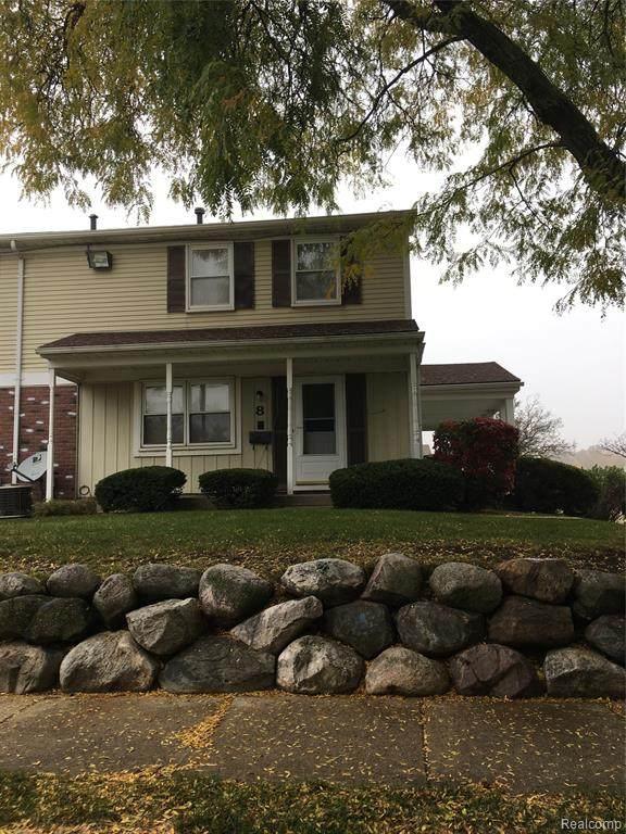 8 Beechwoode Lane, Pontiac, MI 48340 (#2210046592) :: Real Estate For A CAUSE