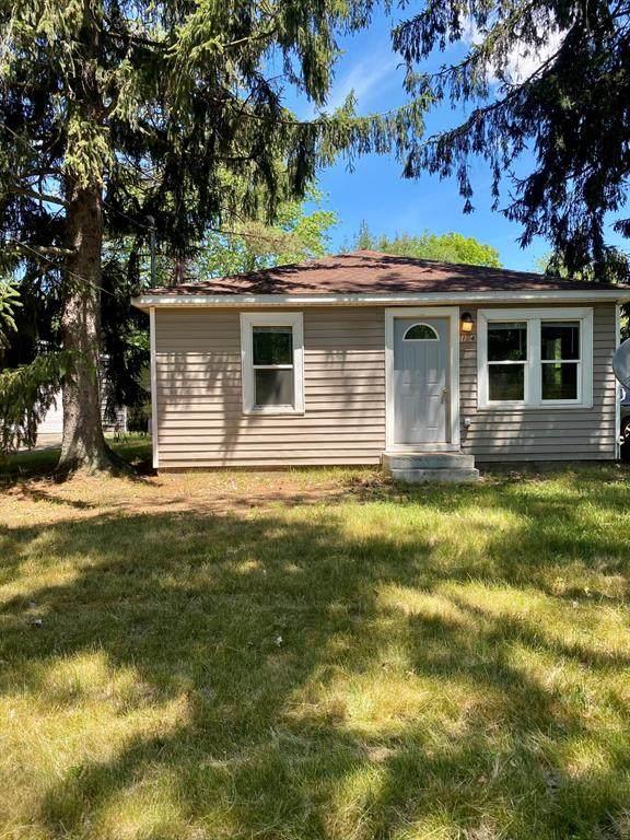 124 Fox Ave Avenue, Battle Creek, MI 49037 (#64021022983) :: GK Real Estate Team