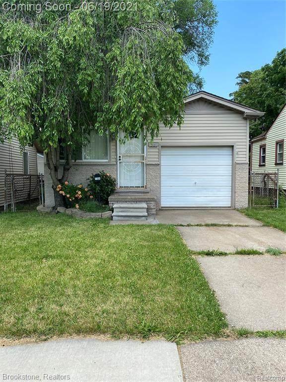 1564 Garfield Avenue, Lincoln Park, MI 48146 (#2210047546) :: Real Estate For A CAUSE