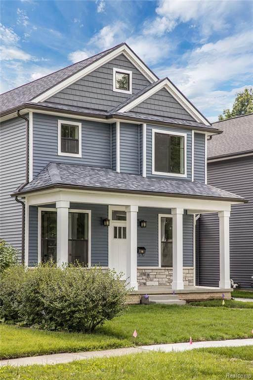 852 Princeton Road, Berkley, MI 48072 (#2210047548) :: Real Estate For A CAUSE