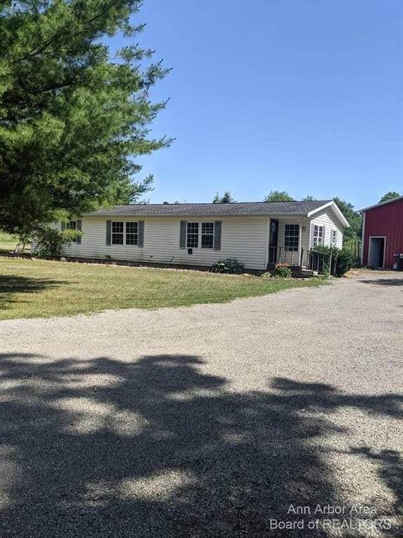 11931 Sutfin Road, Liberty Twp, MI 49234 (#543281930) :: Real Estate For A CAUSE