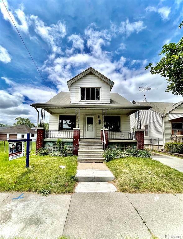 18859 Henry Street, Melvindale, MI 48122 (#2210048440) :: GK Real Estate Team
