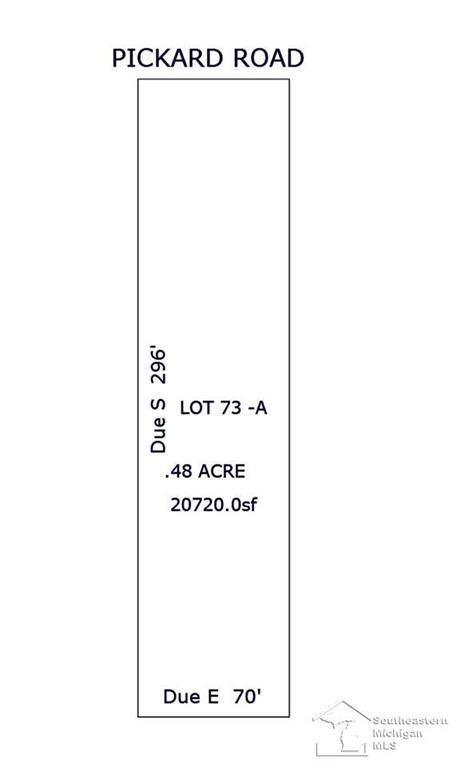 685 Pickard, Temperance, MI 48182 (#57050046494) :: Real Estate For A CAUSE