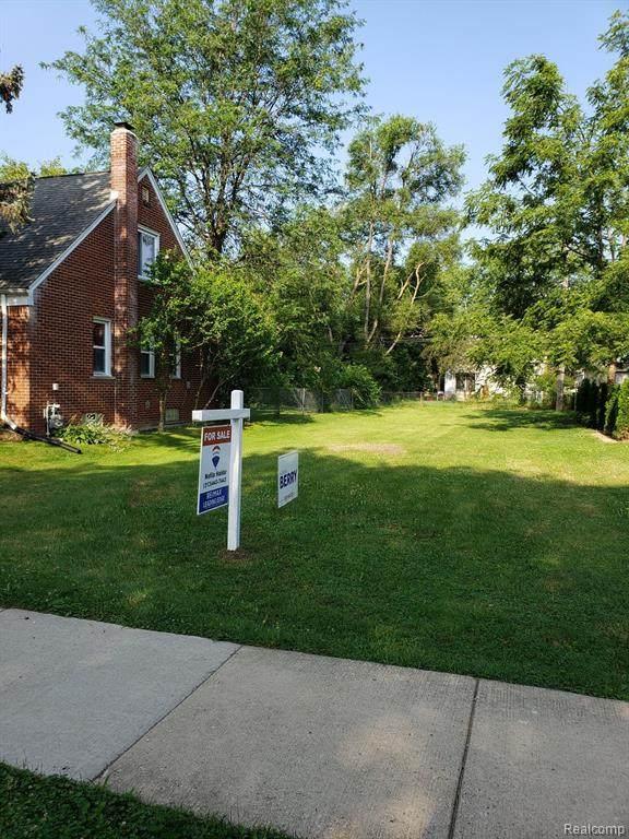 3410 Gertrude, Dearborn, MI 48124 (#2210052757) :: GK Real Estate Team