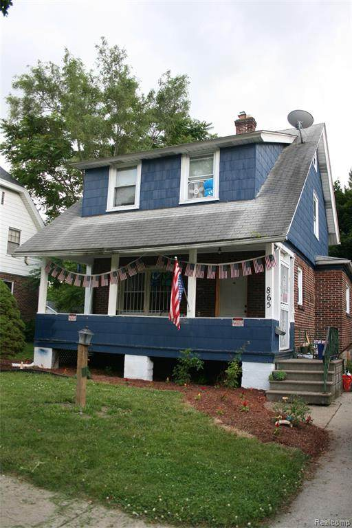 865 N Chevrolet Avenue, Flint, MI 48504 (#2210054758) :: GK Real Estate Team