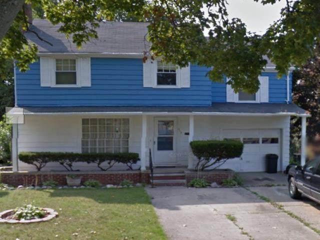 614 Chandler, Flint, MI 48503 (#5050048038) :: GK Real Estate Team