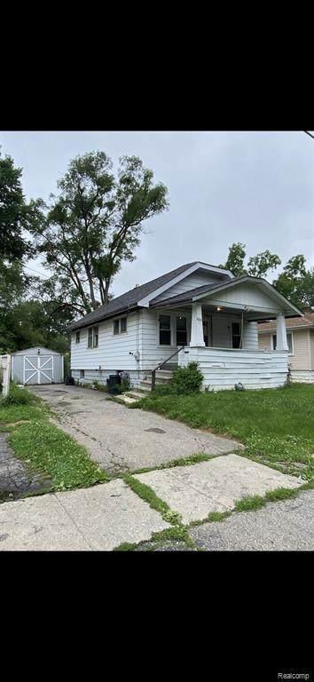 1023 Barrie Avenue, Flint, MI 48507 (#2210055302) :: The Mulvihill Group