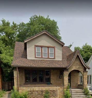 8119 E Hildale Street, Detroit, MI 48234 (#2210055600) :: Duneske Real Estate Advisors