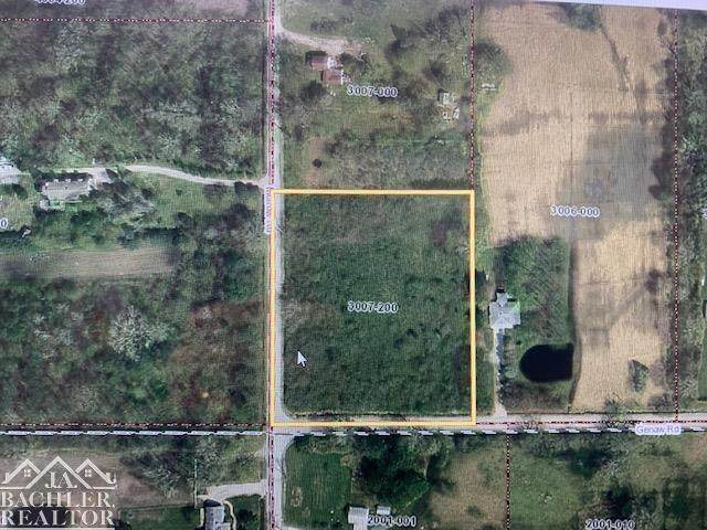 Vacant Morrow, Cottrellville Twp, MI 48039 (#58050048627) :: Real Estate For A CAUSE