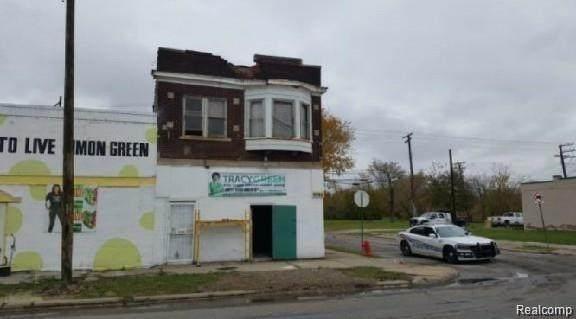 9100 Van Dyke Street, Detroit, MI 48213 (#2210058174) :: BestMichiganHouses.com
