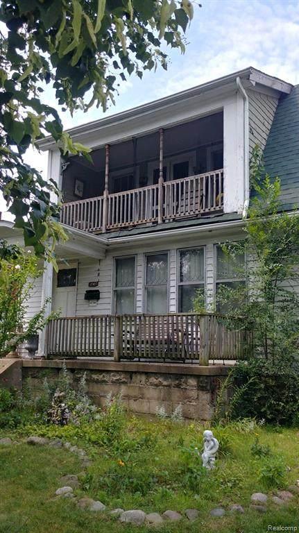 15307 Biltmore Street, Detroit, MI 48227 (#2210058601) :: The Mulvihill Group