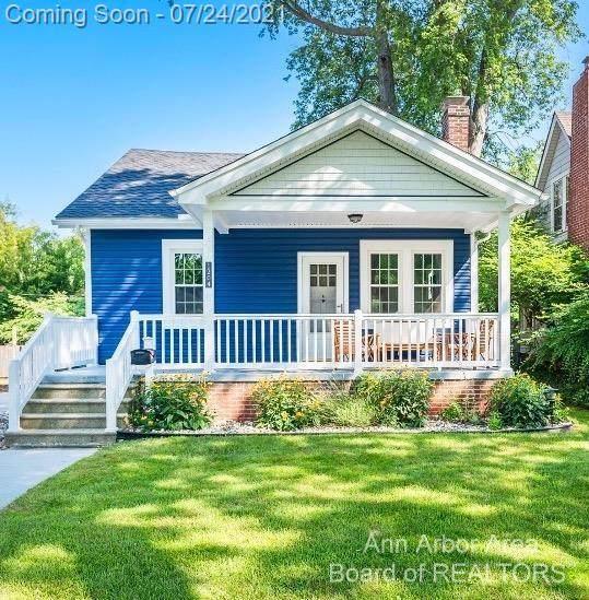 1204 Pearl Street, Ypsilanti, MI 48197 (#543282567) :: Novak & Associates