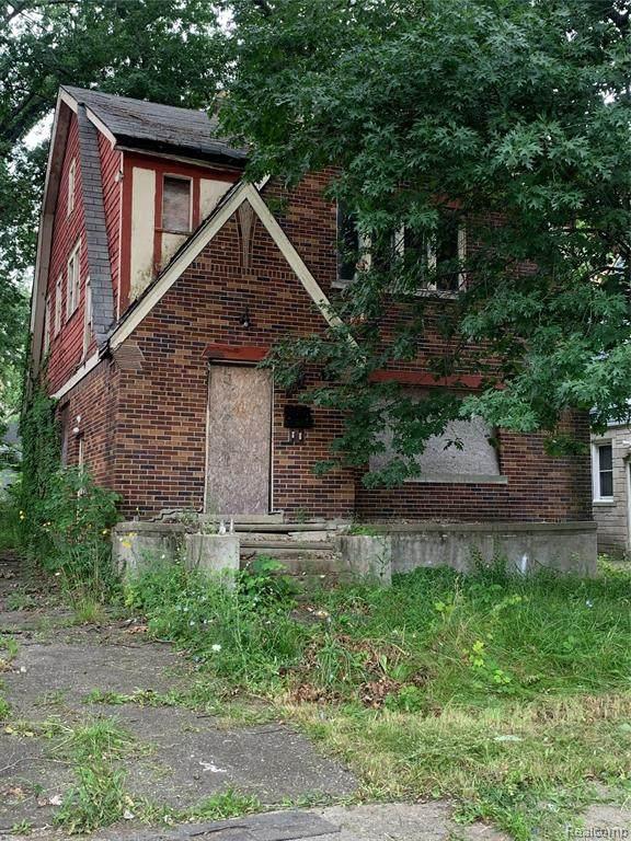 5035 Courville Street, Detroit, MI 48224 (#2210059400) :: Duneske Real Estate Advisors
