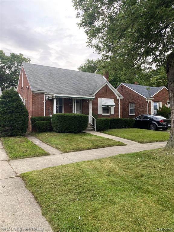 19654 Sunset Street, Detroit, MI 48234 (#2210059426) :: Duneske Real Estate Advisors