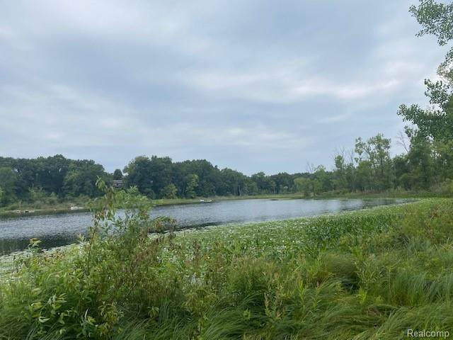 A Demode, Rose Twp, MI 48442 (#2210059430) :: Real Estate For A CAUSE