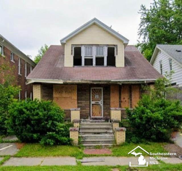 17443 Fleming, Detroit, MI 48212 (#57050049445) :: Duneske Real Estate Advisors