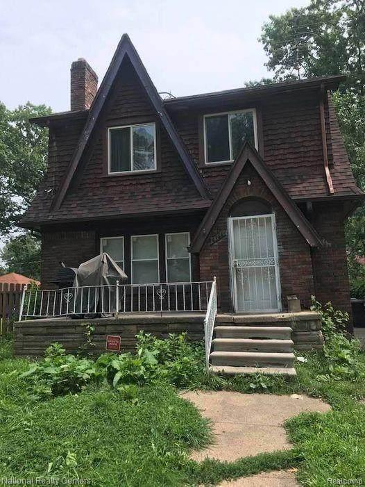 4366 Three Mile Drive, Detroit, MI 48224 (#2210059511) :: Duneske Real Estate Advisors