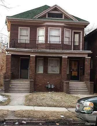 144 Pilgrim Street, Highland Park, MI 48203 (#2210059840) :: The Vance Group | Keller Williams Domain