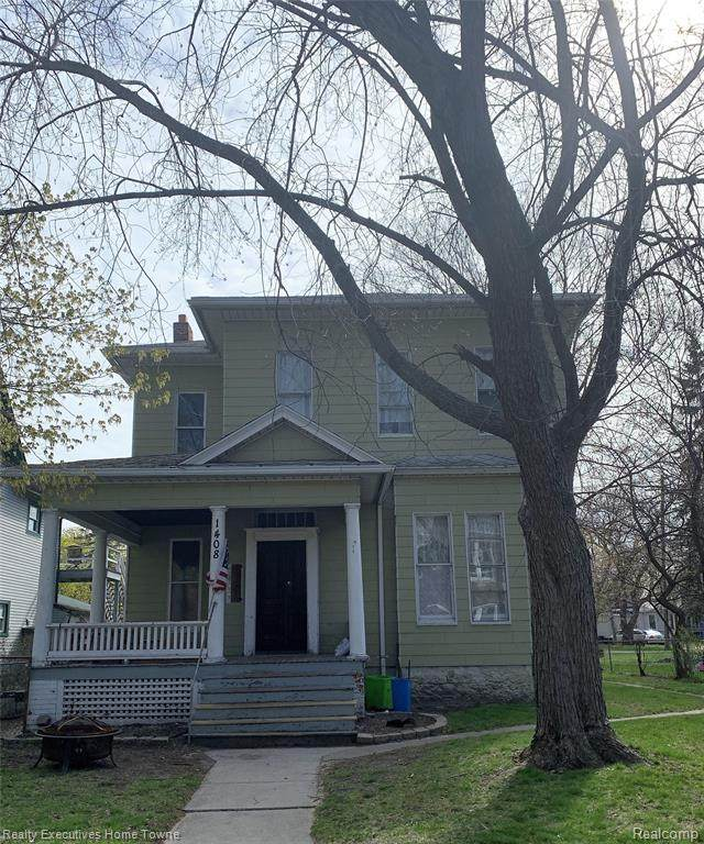 1408 7th Street, Port Huron, MI 48060 (#2210059889) :: GK Real Estate Team