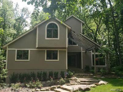 7409 Indian Wells Drive, Salem Twp, MI 48168 (#2210059908) :: Duneske Real Estate Advisors