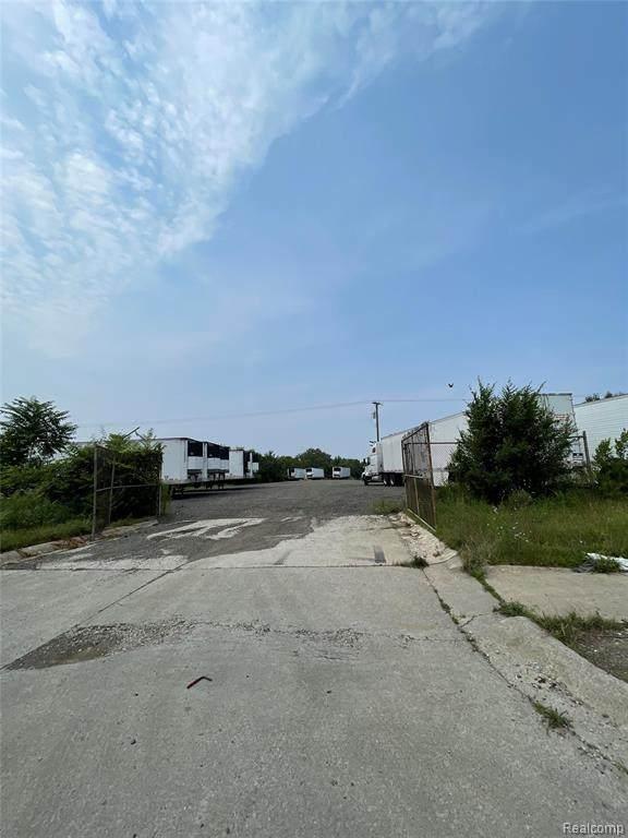 6217 Lonyo Street, Detroit, MI 48210 (#2210059941) :: The Alex Nugent Team   Real Estate One