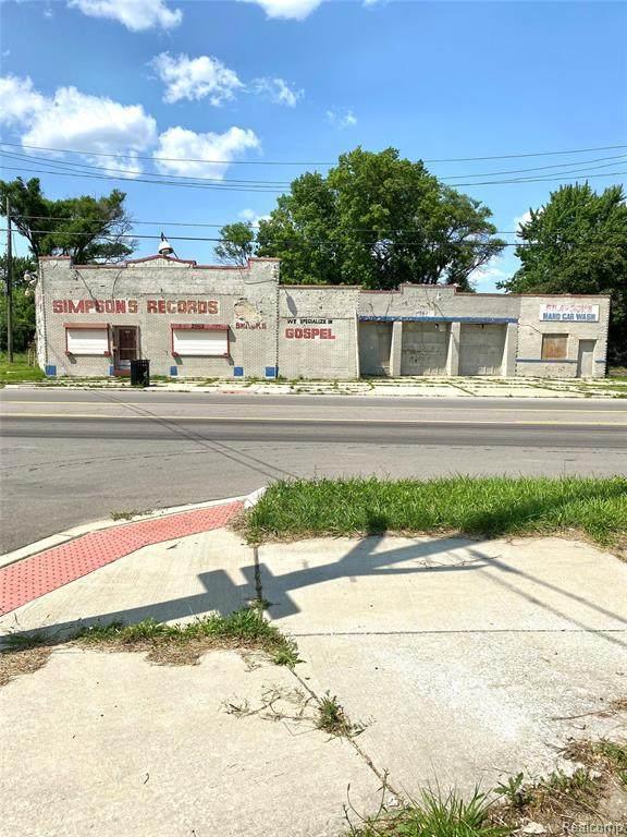 2961-75 E Mcnichols Road, Detroit, MI 48212 (#2210060169) :: Duneske Real Estate Advisors