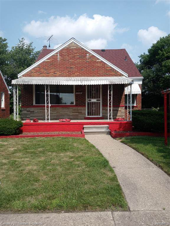 19930 Pelkey St, Detroit, MI 48205 (#2210060226) :: Duneske Real Estate Advisors