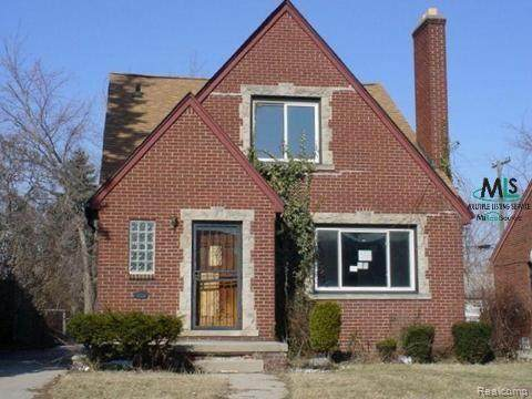 11445 Kenmoor Street, Detroit, MI 48205 (#2210060312) :: Duneske Real Estate Advisors