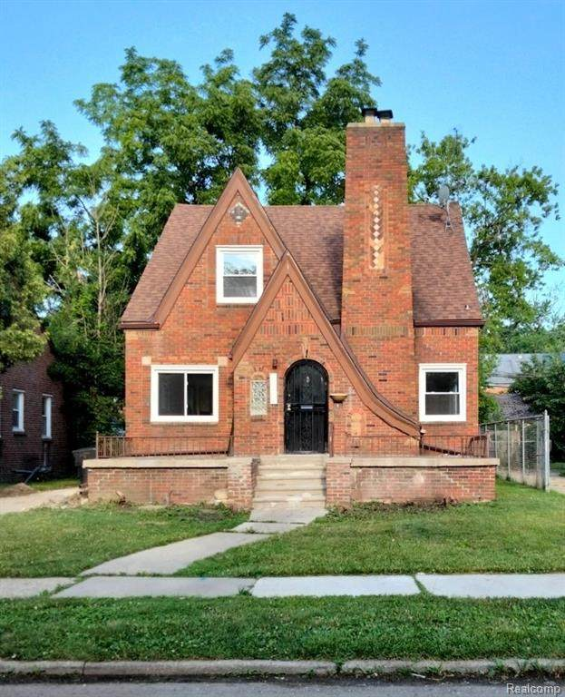 15481 Ferguson Street, Detroit, MI 48227 (#2210060721) :: The Mulvihill Group
