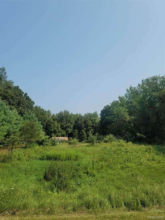 VL Hawthorn Hills, Dryden Twp, MI 48428 (#2210060900) :: Duneske Real Estate Advisors