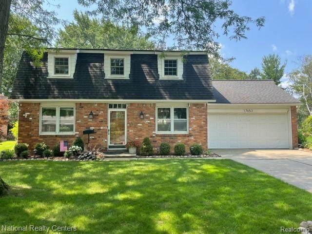17653 Parklane Street, Livonia, MI 48152 (#2210061168) :: GK Real Estate Team